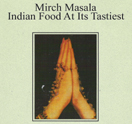 Mirch Masala Cuisine of India Logo