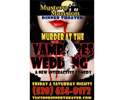 Mystery Dinner Theater in Tucson, AZ at Restaurant.com