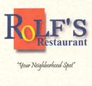 Rolf's Logo