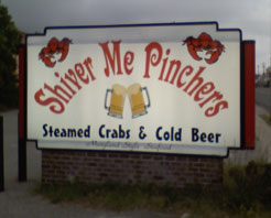 Shiver Me Pinchers in Myrtle Beach, SC at Restaurant.com