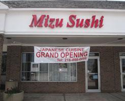 MIZU Japanese Sushi Restaurant in Parma, OH at Restaurant.com