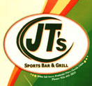 JT's Sports Bar and Grill Logo