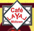 Cafe Layal Midtown Logo