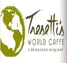 Tresetti's World Caffe Logo