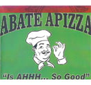 Abate APizza & Seafood Restaurant Logo