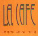 L.A. Cafe Logo