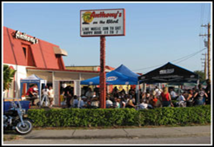 Anthony's on the Blvd in Cape Coral, FL at Restaurant.com