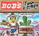 Bob's Twin Kitchen Logo