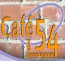 Cafe 54 Logo