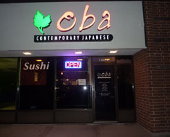 OBA Contemporary Japanese in Des Plaines, IL at Restaurant.com