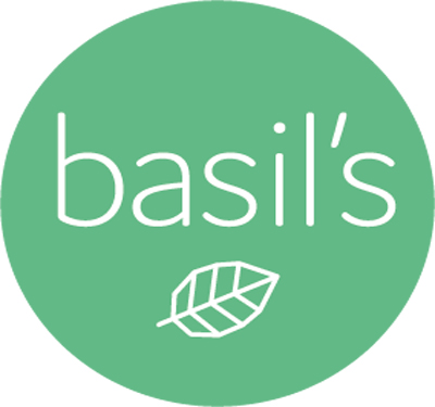 Basil's Kitchen Logo