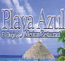 Playa Azul Mexican Restaurant Logo