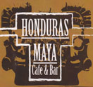 Honduras Maya Cafe & Bar Logo
