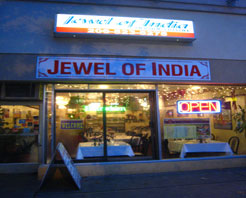 Jewel of India in Seattle, WA at Restaurant.com