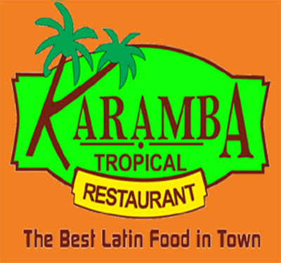 Karamba Tropical Restaurant Logo