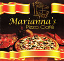 Marianna's Pizza Cafe Logo