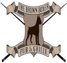 Brown Boxer Pub & Grille Logo