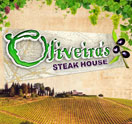 Oliveira's Steak House Logo