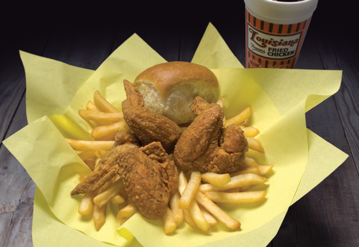 Louisiana Famous Fried Chicken in Rancho Cucamonga, CA at Restaurant.com