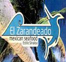 El Zarandeado Mexican Seafood Logo
