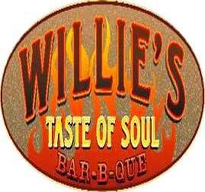 Willie's Taste of Soul Bar B-Que Logo
