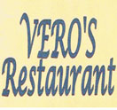 Vero's Restaurant Logo