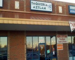 Taqueria Aztlan in Burlington, NC at Restaurant.com