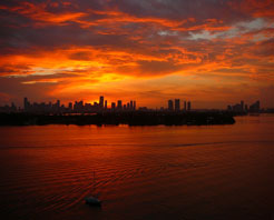 Great White Catamaran Sunset Cruise in Miami, FL at Restaurant.com