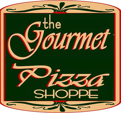 The Gourmet Pizza Shoppe Logo