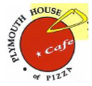 Plymouth House of Pizza & Cafe Logo
