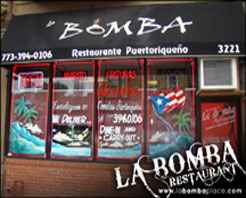 La Bomba Restaurant in Chicago, IL at Restaurant.com