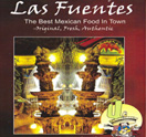 Las Fuentes Logo