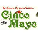 Cinco De Mayo Mexican Restaurant Logo