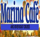 Capt. Bob Beck's Marina Cafe and River Cruises Logo