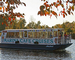 Capt. Bob Beck's Marina Cafe and River Cruises in Jacksonville, NC at Restaurant.com