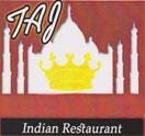 Taj Indian Restaurant Logo