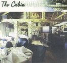The Cabin Restaurant @ Mario's International Spa Logo