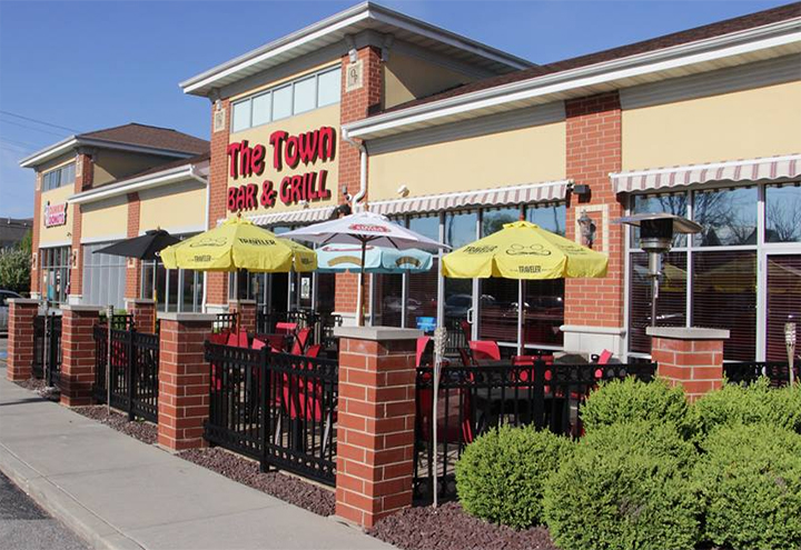 The Town Bar & Grill in Aurora, IL at Restaurant.com