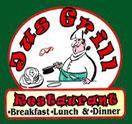 Jus Grill Restaurant Logo