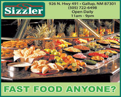 Sizzler in Gallup, NM at Restaurant.com