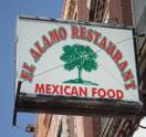 El Alamo Mexican Restaurant Logo