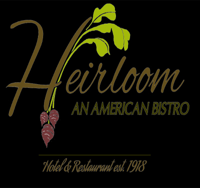 Heirloom, an American Bistro Logo