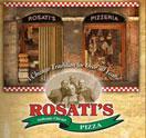 Rosati's Authentic Chicago Pizza Logo
