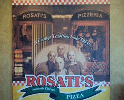 Rosati's Authentic Chicago Pizza in Overland Park, KS at Restaurant.com