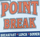 Point Break Cafe Logo