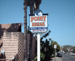 Point Break Cafe in San Diego, CA at Restaurant.com