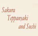 Sakura Teppanyaki Logo