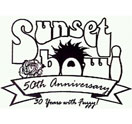 Sunset Bowl Logo