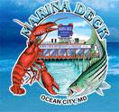 Marina Deck Restaurant Logo