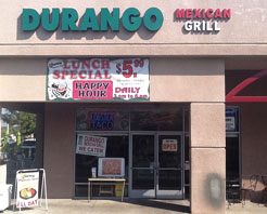 El Durango Grill in Brea, CA at Restaurant.com